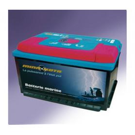 Batterie marine étanche Haute Capacité 100 AH