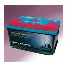 Batterie marine étanche Haute Capacité 110 AH