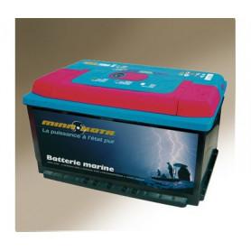 Batterie marine étanche Haute Capacité 80 AH