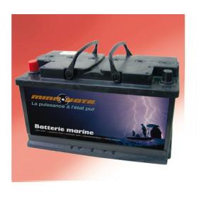 Batterie marine étanche 105 AH