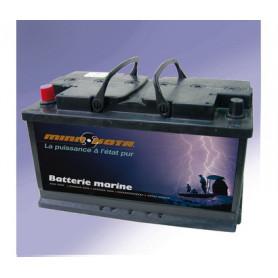 Batterie marine étanche 72 AH