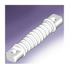 Isolateur pour antennes filaires, longueur 210 mm