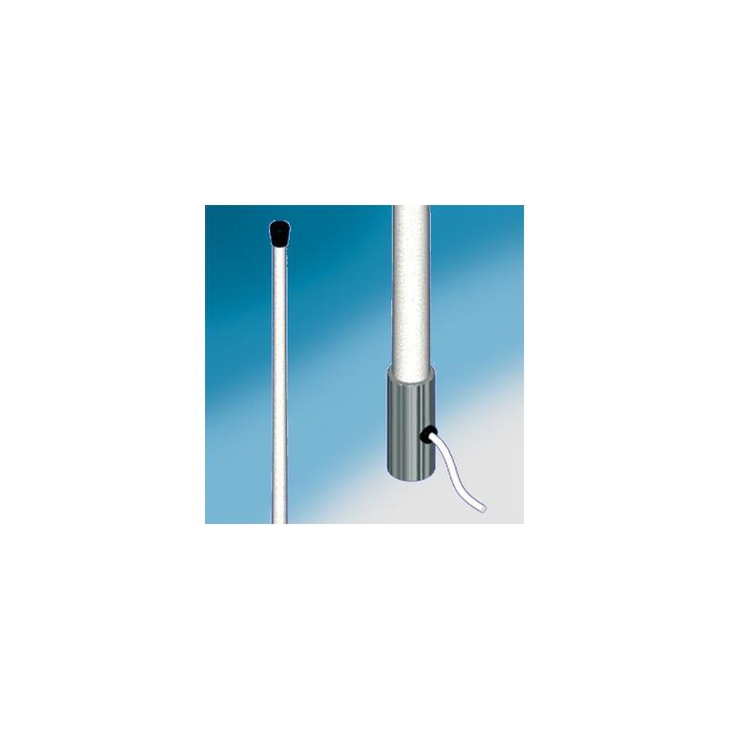 Antenne VHF vedette 2,7m sans rotule