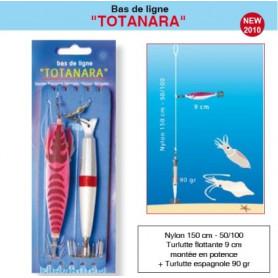 Bas de ligne Totanara - Calamar