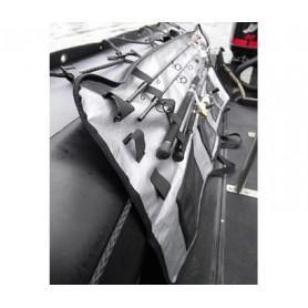 HPA-Fourreau bateau pour canne à pêche ou arbalète