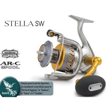 Stella SW - Moulinet Shimano