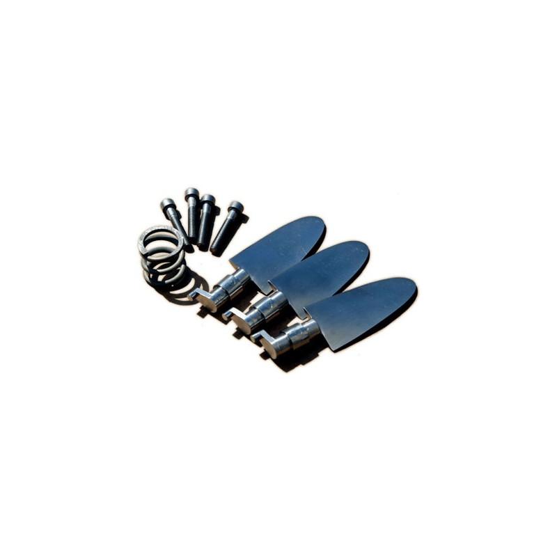 Kit 3 pales d'hélice Racing