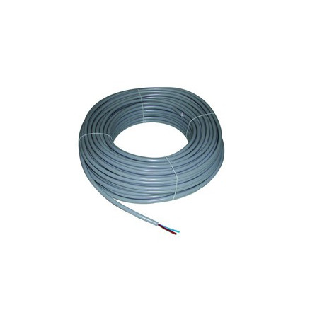 CABLE GRIS VVF 3 X 1MM