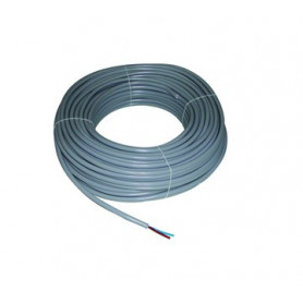CABLE GRIS VVF 3 X 1.5MM