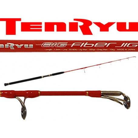 Tenryu Big Fiber Jig - Jigging