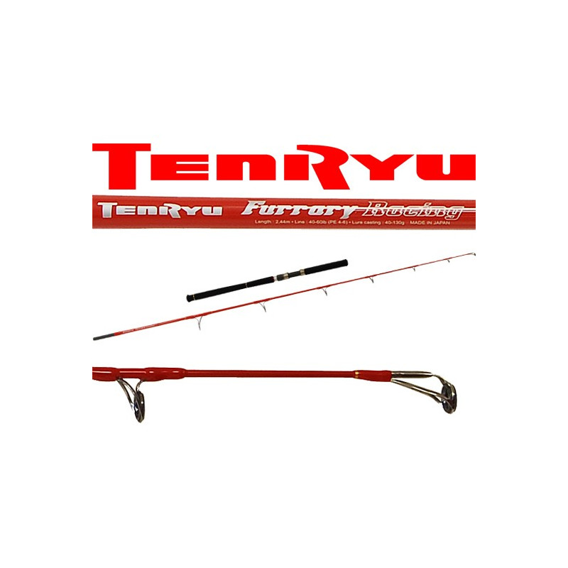 Tenryu Furrary Racing – Lancer leger - Tropique