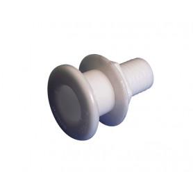 Passe coque, delrin, G? pour tuyau à˜ 16 mm