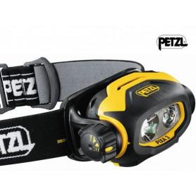 Pixa 3 Petzl - Lampe étanche frontale multifaisceaux