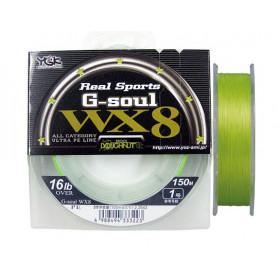 Tresse WX8 G-Soul - YGK