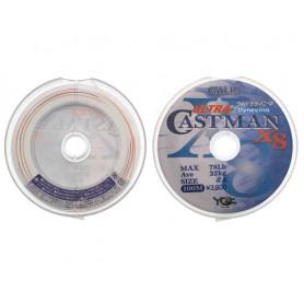 Tresse Galis Ultra Castman X8 - YGK