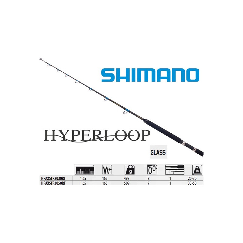 Canne Hyperloop AX Stand UP - Shimano