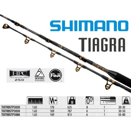Canne Tiagra XTR-B Stand Up - Shimano