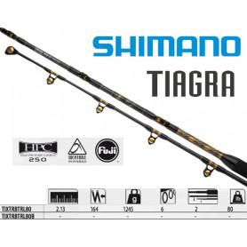 Canne Tiagra XTR-B Trolling 80Lbs - Shimano