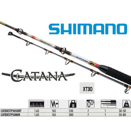 Canne Catana BX Stand up - Shimano