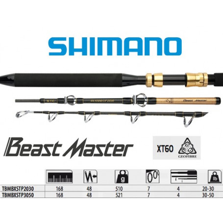 Canne Beastmaster BX Standup STC