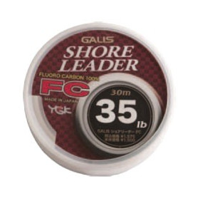 Fluorocarbone Shore Leader - YGK