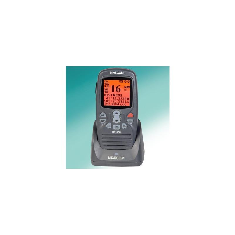 Combiné sans fil supplémentaire VHF RT650