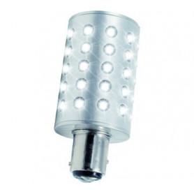 AMPOULE 50 LED BAY15D BLANC