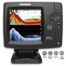 Humminbird 596c HD Down Imaging - Sondeur Couleur
