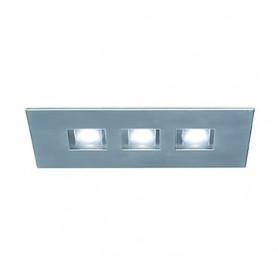 SPOT LED RECTANG. 175X70 INOX