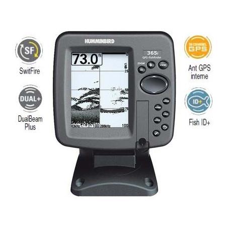 Humminbird 365i Combo - Combiné Sondeur GPS