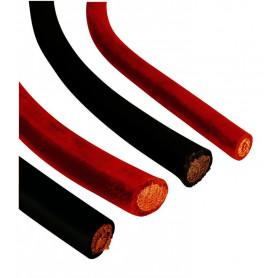 Cà¢ble de batterie 95 mm², néoprène, rouge, (rouleau de 10 m) (par mètre)