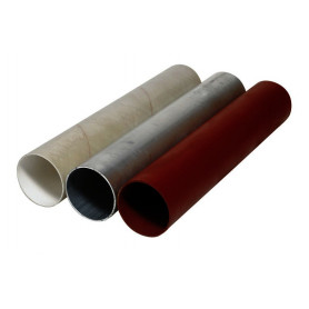 Tube aluminium à˜ 110 x 1000 mm