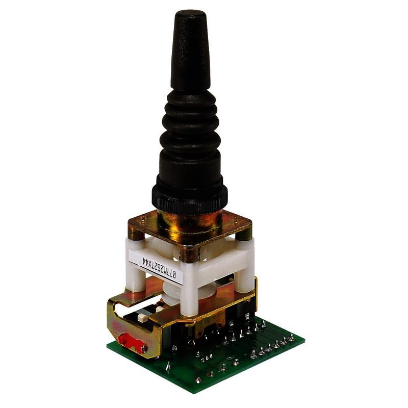 Joy-stick 5 positions pour propulsuer hydraulique
