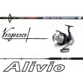 Pack Jigging Leger : Canne+Moulinet Shimano
