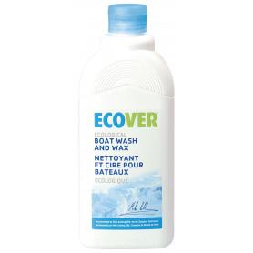 Nettoyant et cire pour bateaux - Ecover