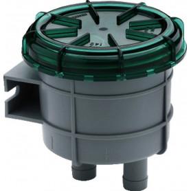 Filtre anti-odeur modèle NSF16S convient exclusivement au tuyau d'aération de à˜ 16 mm.