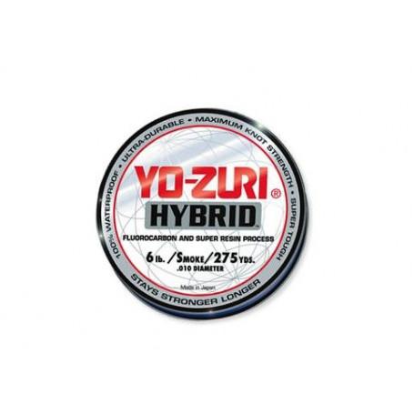 TOP : Fil Fluoro Hybrid 250m
