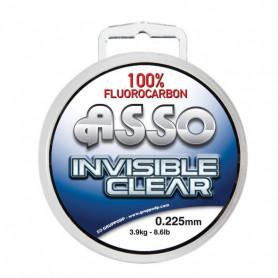 """FLUORO """"INVISIBLE CLEAR"""" - Bobine 100 m"""
