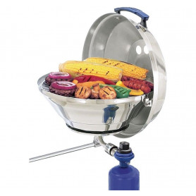 Barbecue à gaz Kettle de bateau en inox