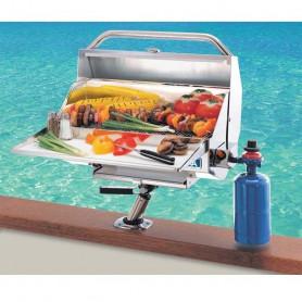 Barbecue de bateau newport de magma marine barbecue et - Destockage barbecue gaz ...