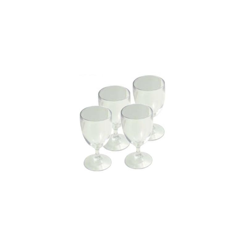verres vin incassables pour bateau vaisselle pour bateau. Black Bedroom Furniture Sets. Home Design Ideas