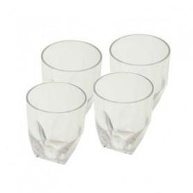 verres eau incassables vaisselle pour bateaux confort bord. Black Bedroom Furniture Sets. Home Design Ideas