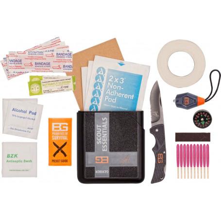 Scout Essential kit Bear Grylls - Kit de survie léger