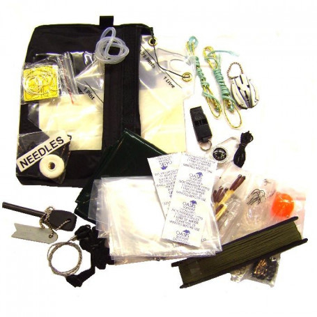 Kit de survie Bushcraft
