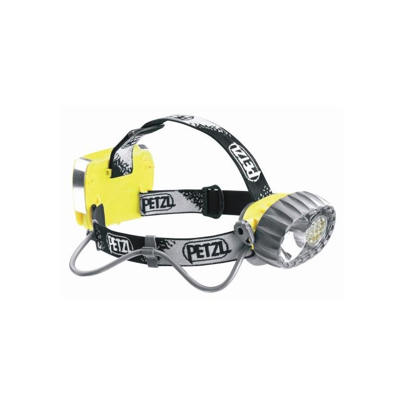 Lampe Frontale Petzl - Duo LED 14 Etanche