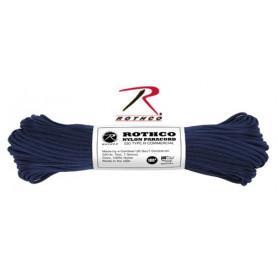 Paracord 550 Nylon Bleu nuit