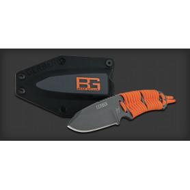 Couteau Bear Grylls Lame Fixe - Manche Paracord