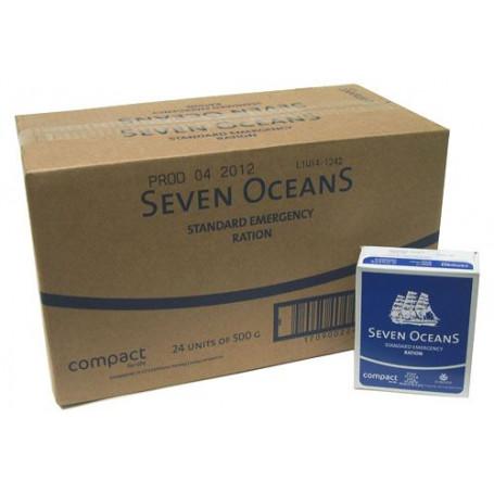 Ration alimentaire de Survie - Seven Ocean's