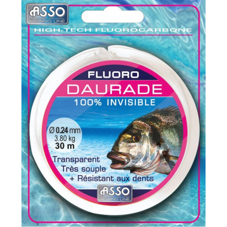 Fluoro Daurade Royale