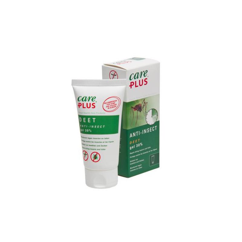 Gel Anti Insectes 30% de DEET